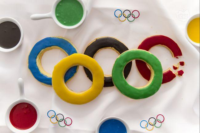 Ricetta anelli olimpici