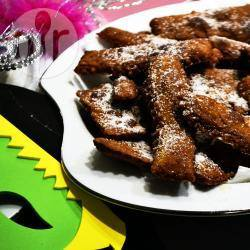 Cenci di carnevale light