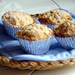 Muffin alle mele e zucca