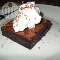 Brownies al cioccolato fondente e cacao