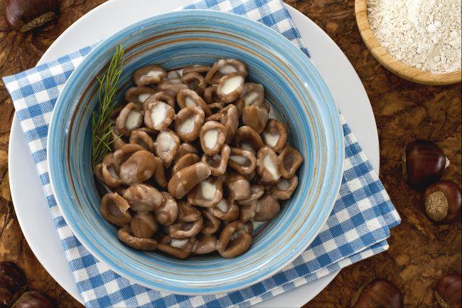 Ricetta gnocchetti di castagne