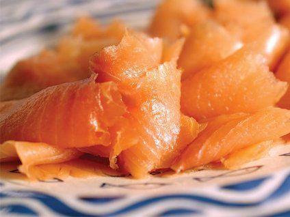 Ricetta cannoli alla crema di salmone