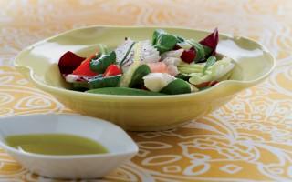 Ricetta insalata piccante di pesce