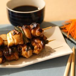 Yakitori (spiedini di pollo giapponesi)