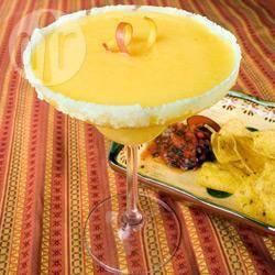 Margarita frozen al mango