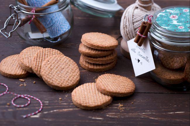 Ricetta biscotti alla cannella