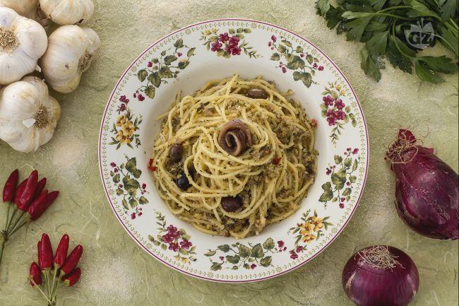 Ricetta spaghetti poveri