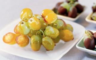 Ricetta uva caramellata