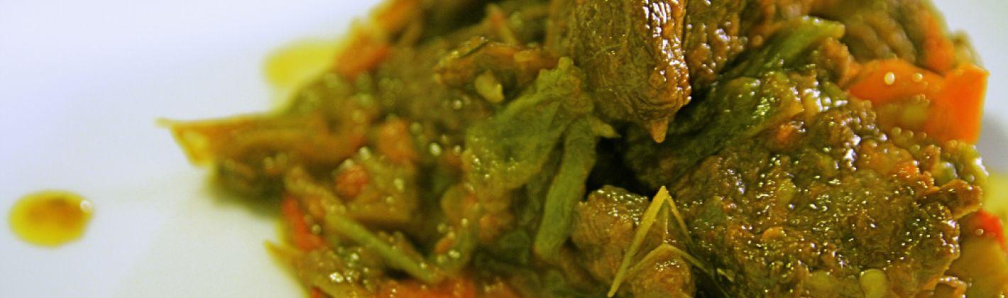 Ricetta spezzatino con i peperoni