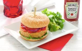 Ricetta burger vegano di ceci e verdure