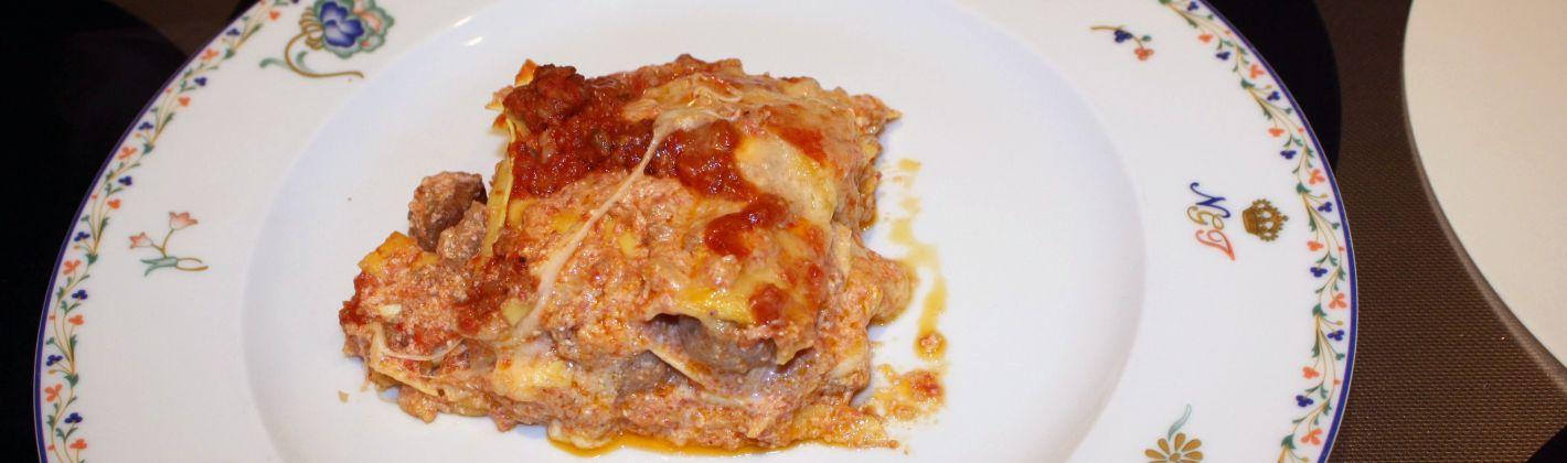 Ricetta lasagne di carnevale napoletane