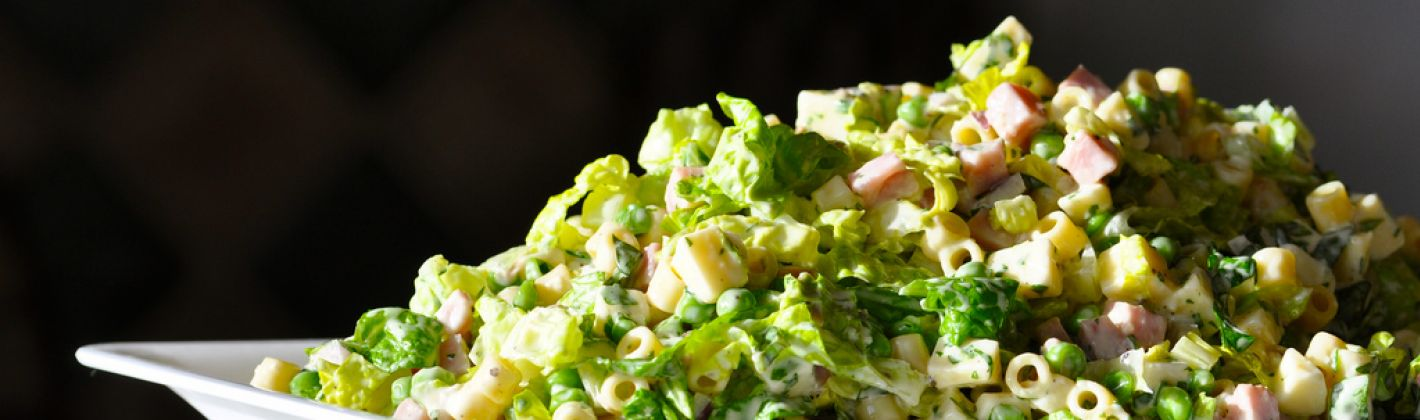 Ricetta insalata di ditalini