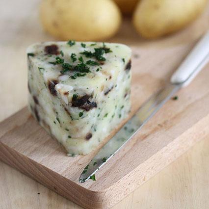 Mattonella di seppia e patate