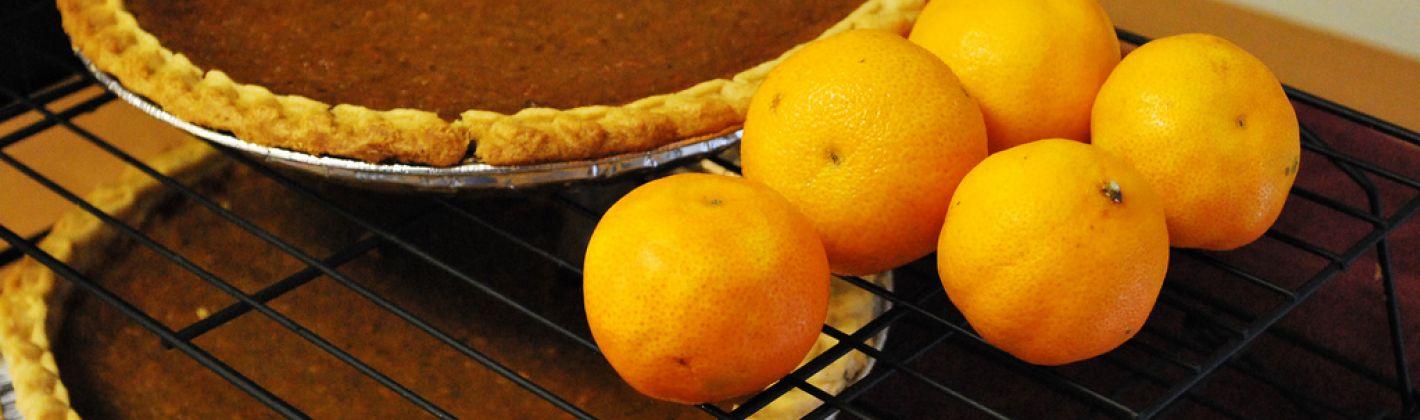 Ricetta crostata di clementine