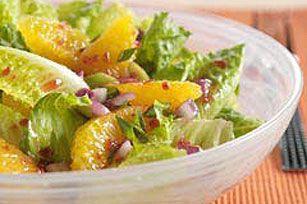 Ricetta insalata di agrumi e bottarga