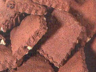Ricetta biscotti al cacao con pinoli