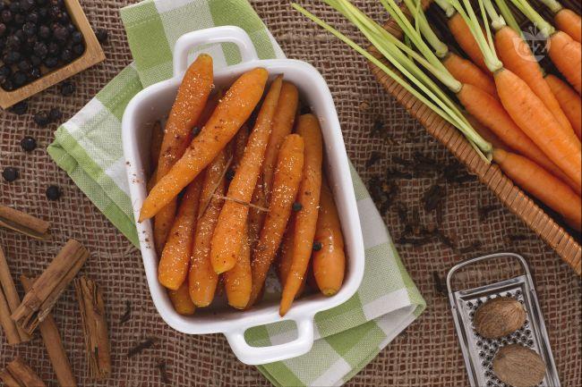 Ricetta carote speziate