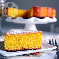 Torta piña colada