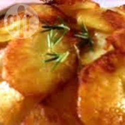 Patate fritte con rosmarino