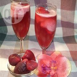 Fragole e champagne