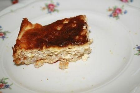 Ricetta torta salata di farro