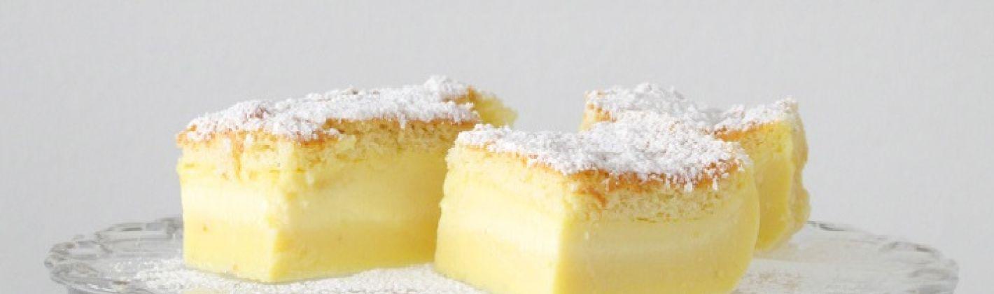 Ricetta torta magica senza glutine