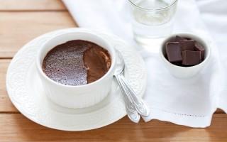 Ricetta budino al cioccolato e zenzero