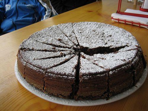 Ricetta torta caprese con bimby