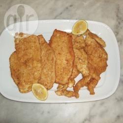 Cotolette di pollo alla milanese