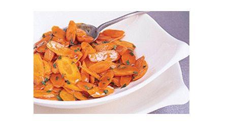Ricetta carote glassate al miele