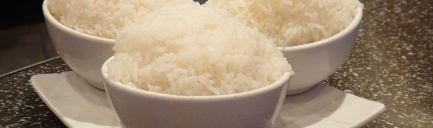 Ricetta riso cotto all'orentale