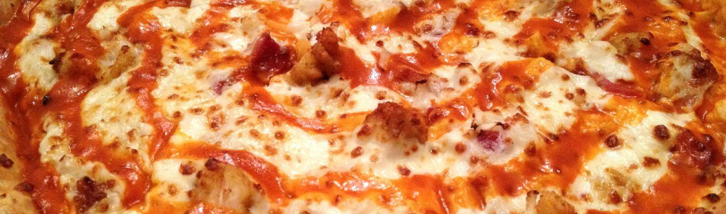 Ricetta american pizza (o pizza di chicago)