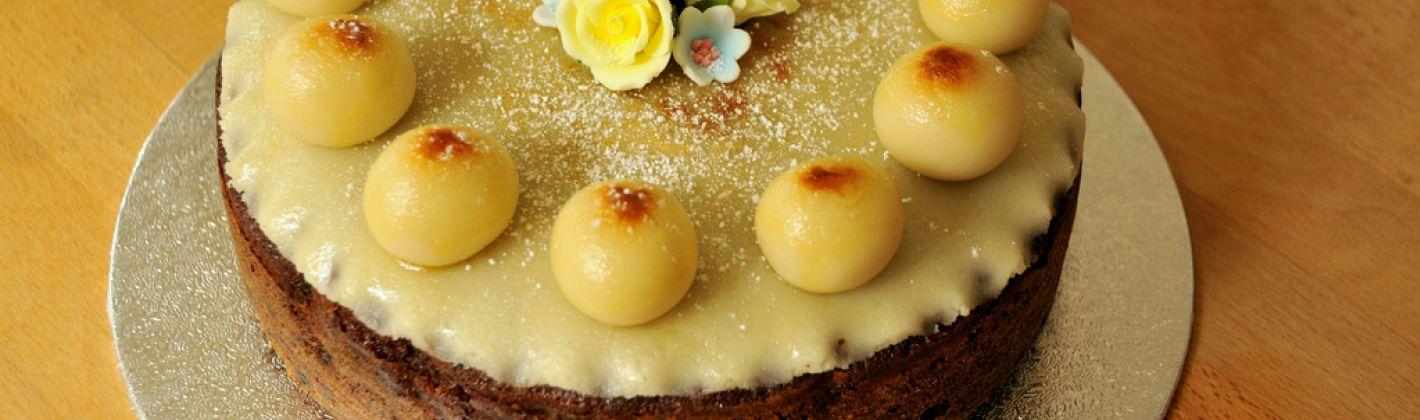 Ricetta simnel cake