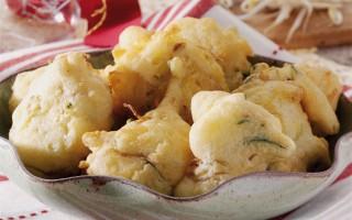 Ricetta germogli di soia in pastella