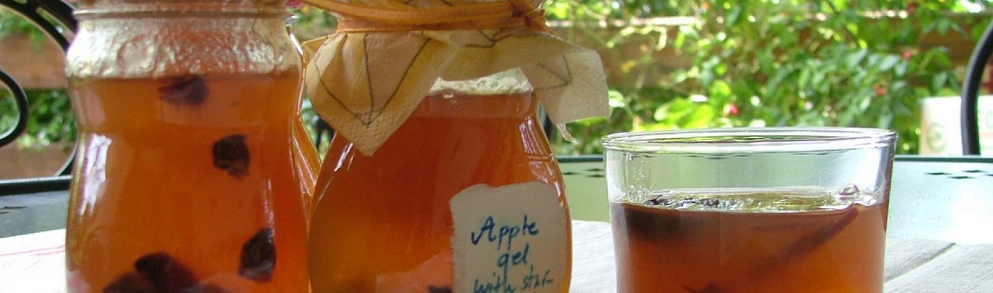Ricetta gelatina di mele