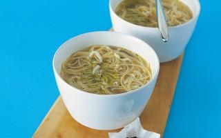 Ricetta minestra di bianchetti