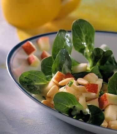 Ricetta insalata calda di zucchine e mele