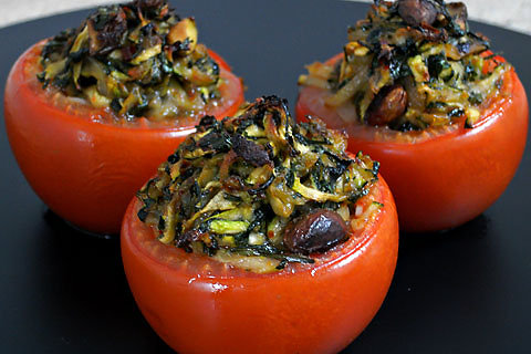 Pomodori alle verdure