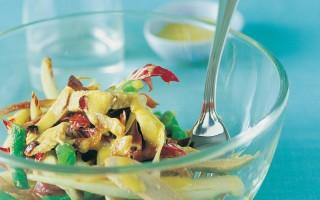 Ricetta insalata di fagiolini con filetti di tacchino