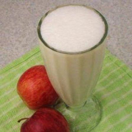 Ricetta frappè di mele