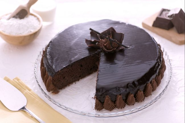 Ricetta torta golosa al cacao
