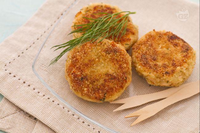 Ricetta crocchette di salmone e patate