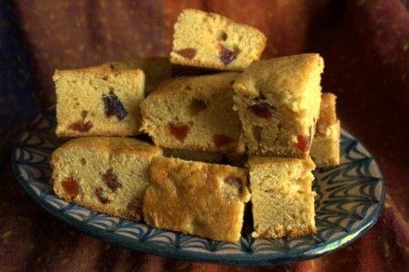 Ricetta plum cake con frutti rossi e cioccolato