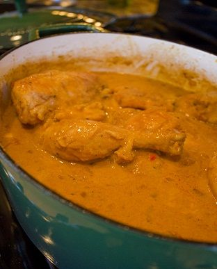 Ricetta pollo all'arancia e paprica