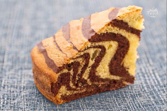 Ricetta torta zebrata