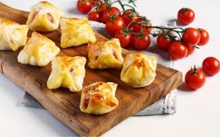 Ricetta fagottini di mozzarella