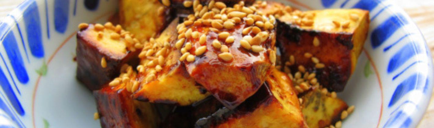 Ricetta zucca con spezie e miele