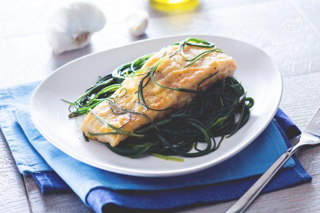 Ricetta filetto di pesce persico