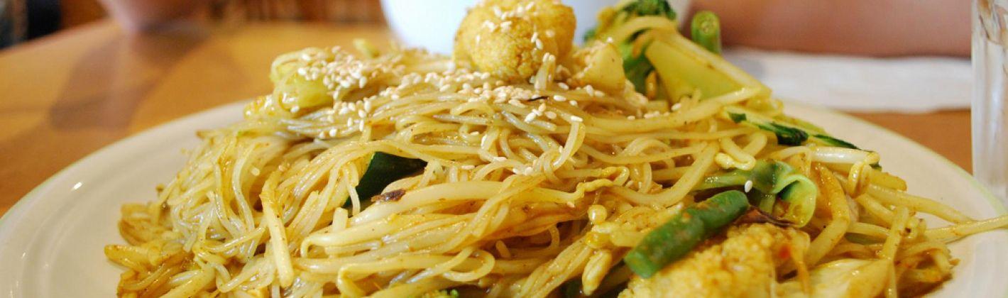 Ricetta spaghetti di primavera