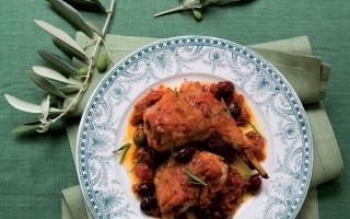 Ricetta coniglio alle olive